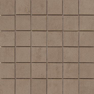 87, Мозаика настенная / напольная Mosaico Reaction Bronce 30x30 - Cifre Ceramica