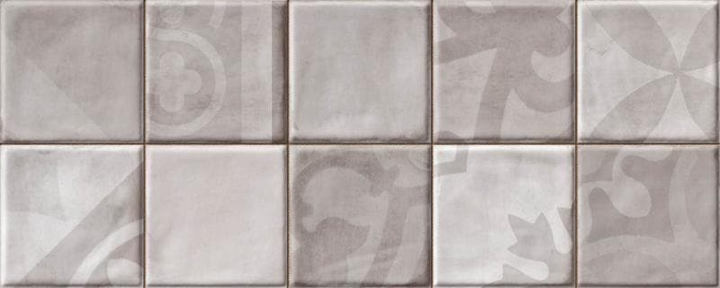1624, Настенная плитка Decor Madison Ten White 20x50 - Cifre Ceramica